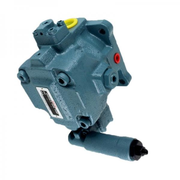 NACHI VDR-11A-1A3-1A3-22 VDR pompe à palettes #3 image
